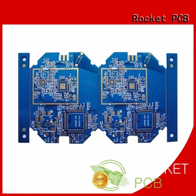 Rocket PCB high-tech multilayer pcb manufacturing smart home