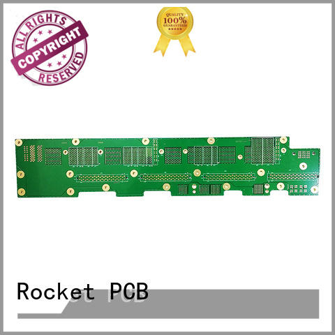 multi-layer printed circuit board manufacturing quality at discount Rocket PCB