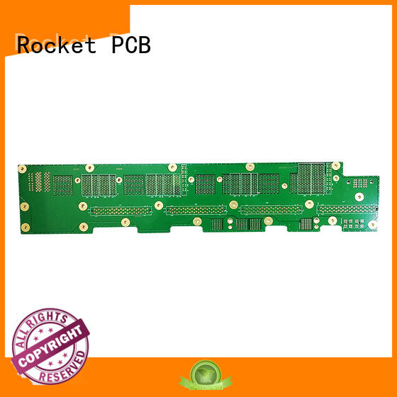 advanced printed circuit board manufacturing control for vehicle Rocket PCB