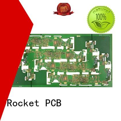 Rocket PCB stacked pcb manufacturing process for sale