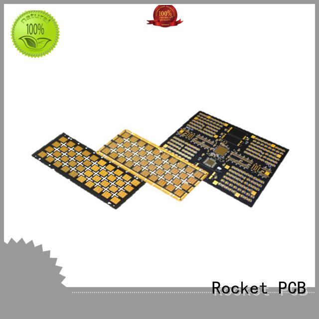 Rocket PCB popular aluminum pcb circuit for equipment