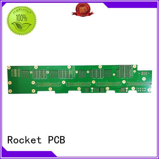 Rocket PCB multi-layer pcb technologies fabricate