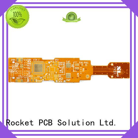 Rocket PCB pi flexible circuit board board for automotive