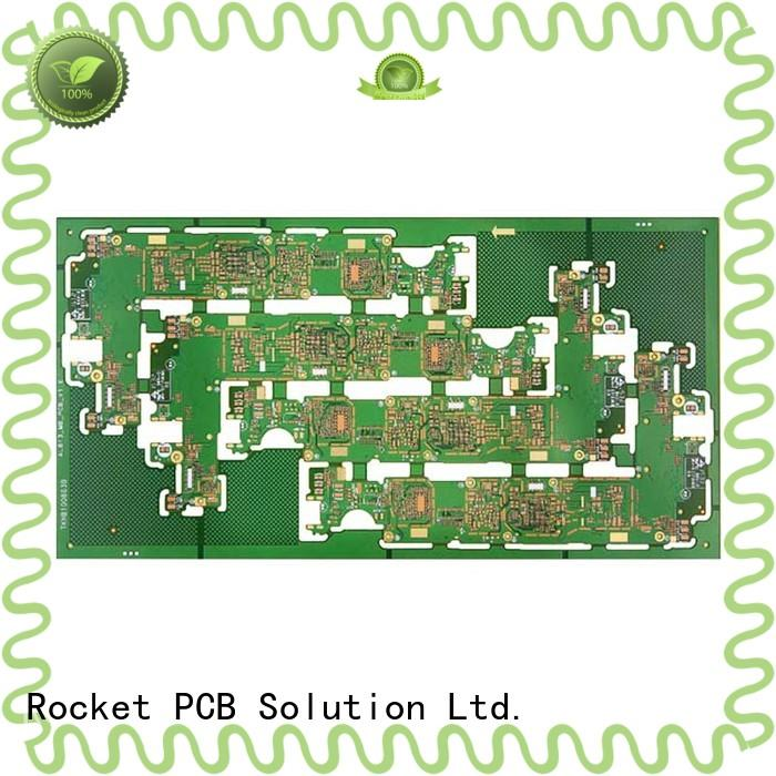 Rocket PCB at discount pcb manufacturing process layer for wholesale