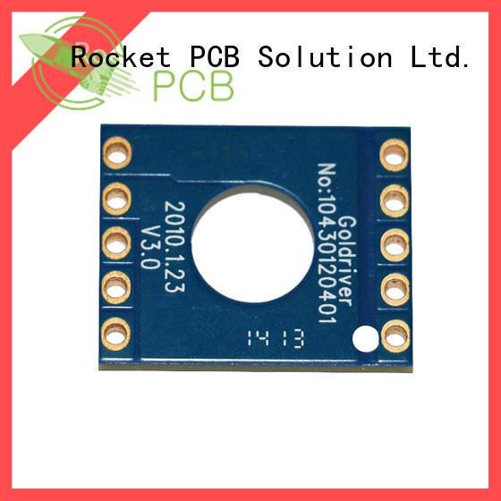 copper printed circuit board process coil for device