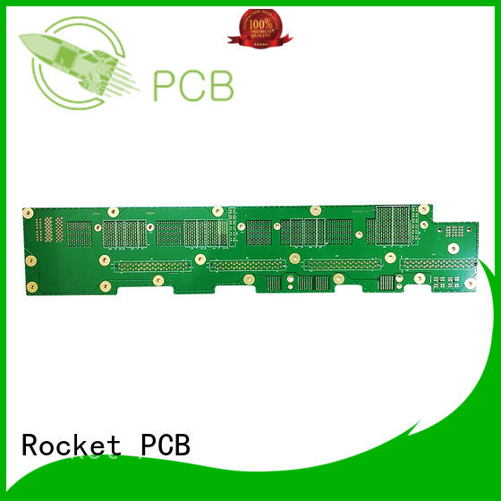 Rocket PCB multi-layer electronic circuit board design quality at discount