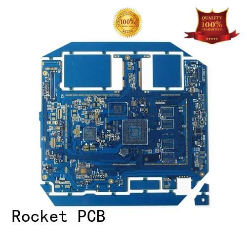 Rocket PCB hdi pcb fabrication prototype at discount