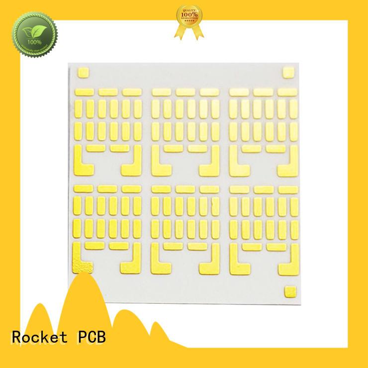Rocket PCB thermal ceramic pcb substrates for base material