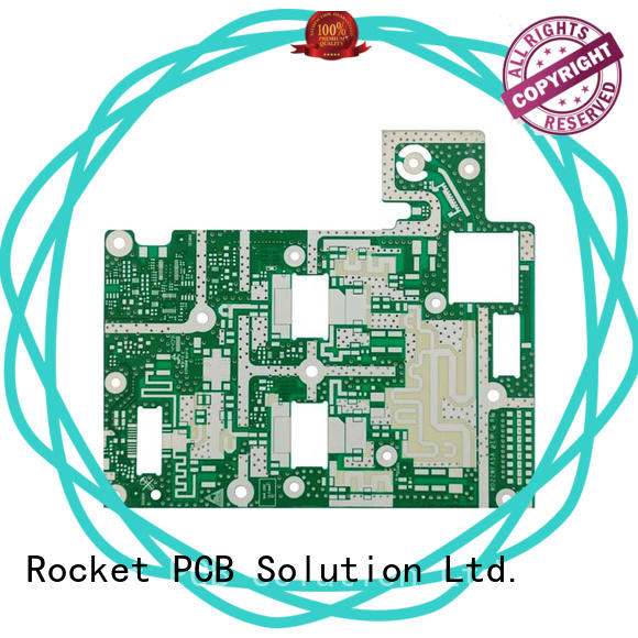 Rocket PCB process prototype circuit boards factory price for automotive