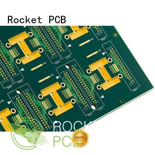 Rocket PCB rigid pcb board thickness cavity at discount