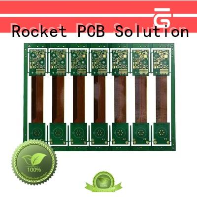 Rocket PCB hot-sale custom rigid flex pcb top brand for instrumentation