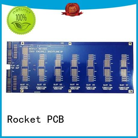Rocket PCB pcb printing service control for vehicle
