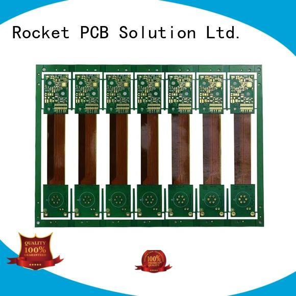 Rocket PCB high-quality rigid pcb top selling for instrumentation