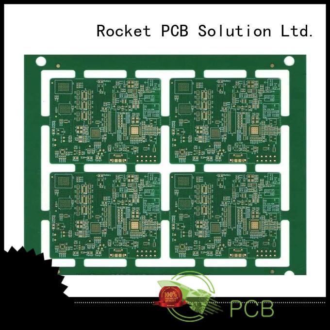 pcb assembly laser interior electronics Rocket PCB