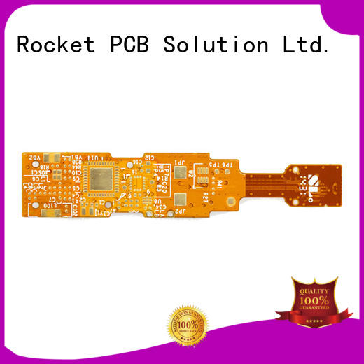 Rocket PCB flex flexible printed circuit boards high quality medical electronics