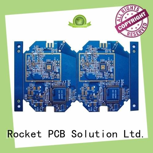 Rocket PCB multi-layer multilayer pcb manufacturing high quality for wholesale