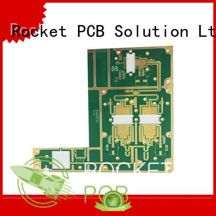 Rocket PCB hybrid prototype circuit boards bulk production for automotive