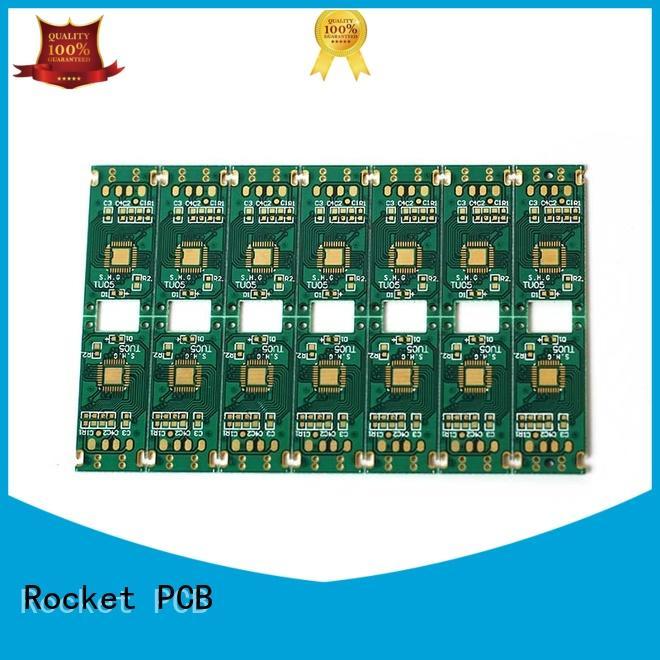Rocket PCB custom Multilayer PCB board fabrication smart home