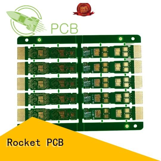 at discount gold finger pcb edge for import Rocket PCB