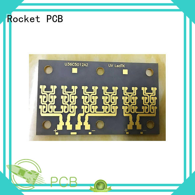 Rocket PCB base ceramic circuit boards material conductivity for automotive