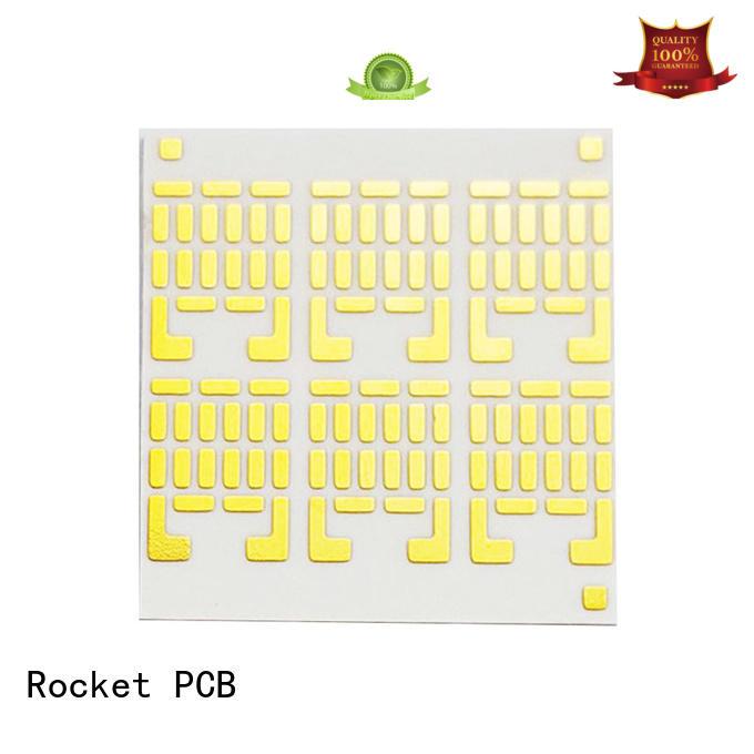 Rocket PCB ceramic metal base pcb material conductivity for automotive