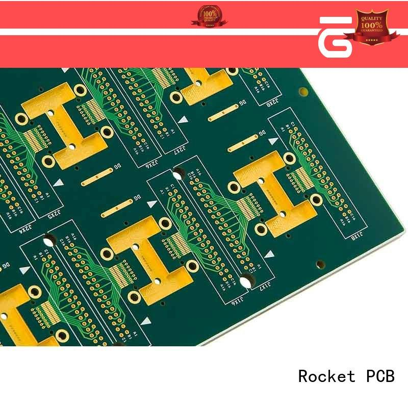Rocket PCB control small pcb board depth for pcb buyer
