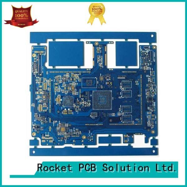 Rocket PCB hdi HDI PCB density wide usage