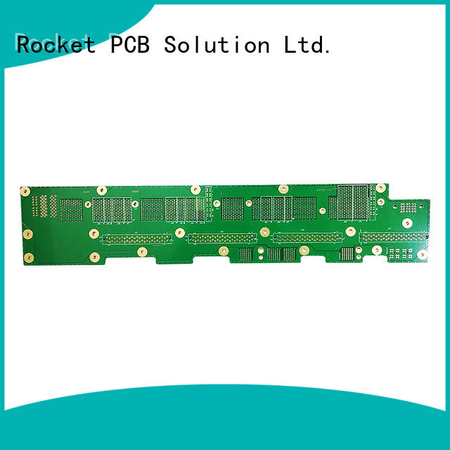 Rocket PCB bulk fabrication printed circuit board components fabricate at discount