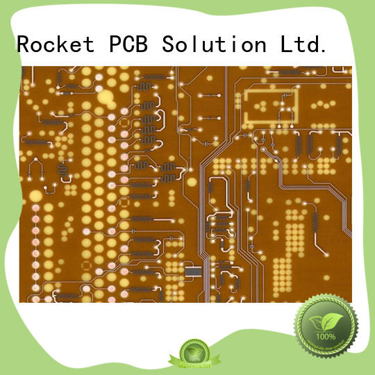 Rocket PCB advanced technology pcb production buried for wholesale