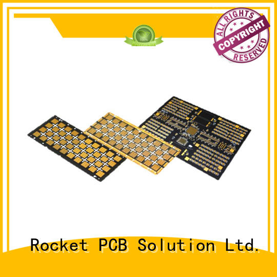 printed aluminum printed circuit boards hot-sale light-weight for digital products