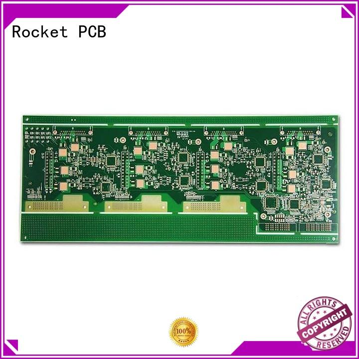 Rocket PCB multilayer high frequency PCB smart control for wholesale