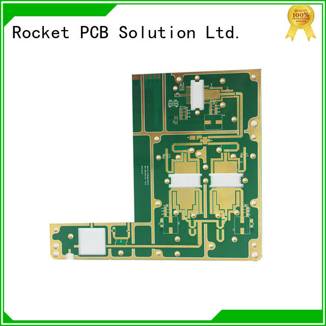 Rocket PCB high frequency RF PCB production hot-sale industrial usage