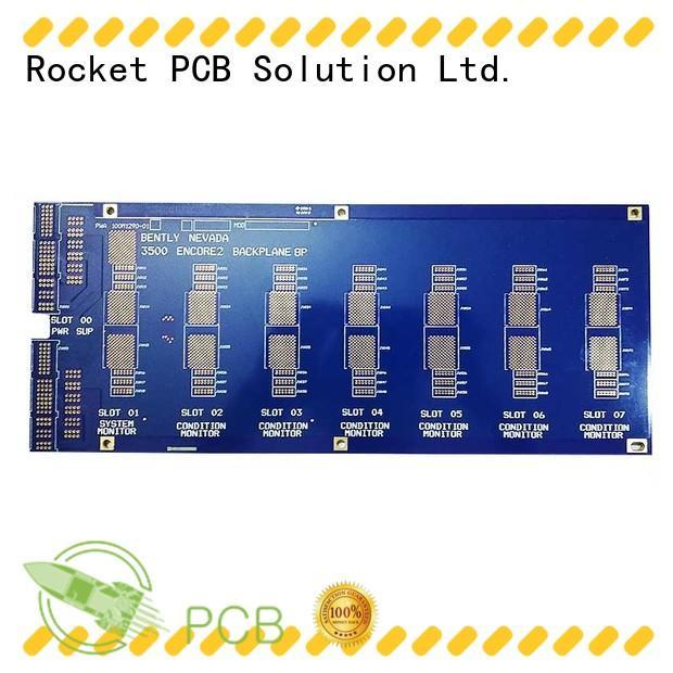 Rocket PCB back plane Backplane PCB board