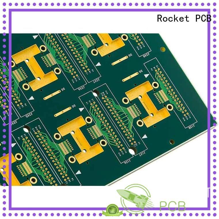 Rocket PCB open pcb board thickness smart control