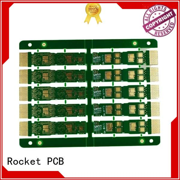 Rocket PCB highly-rated equal length plating for wholesale