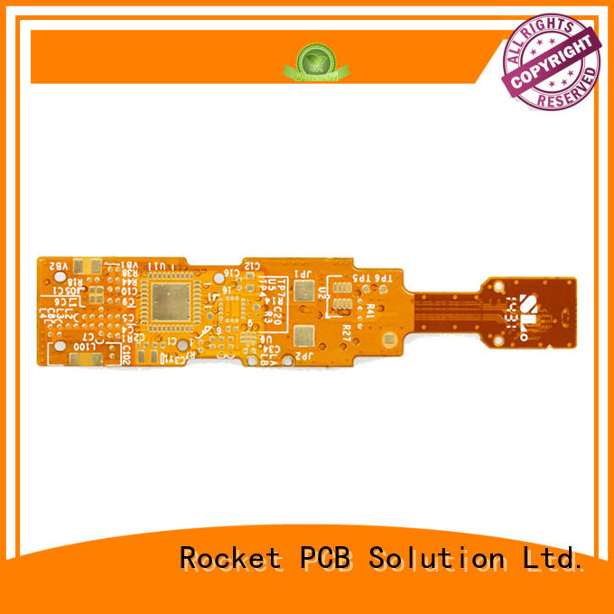 Rocket PCB flexible flexible pcb for electronics