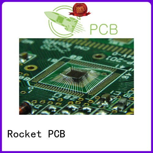 Rocket PCB hot-sale wire bonding process surface finished for electronics
