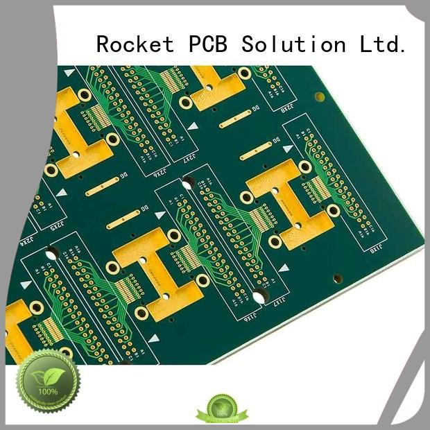 Rocket PCB pth high frequency PCB cavities for wholesale