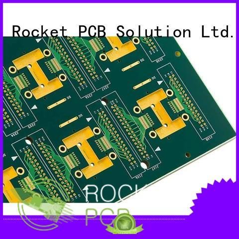 Rocket PCB open high frequency PCB depth