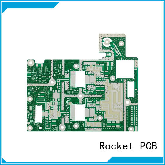 Rocket PCB rfmicrowave rf pcb bulk production industrial usage