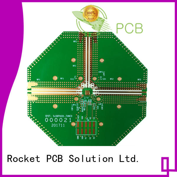 rogers pcb structure electronics