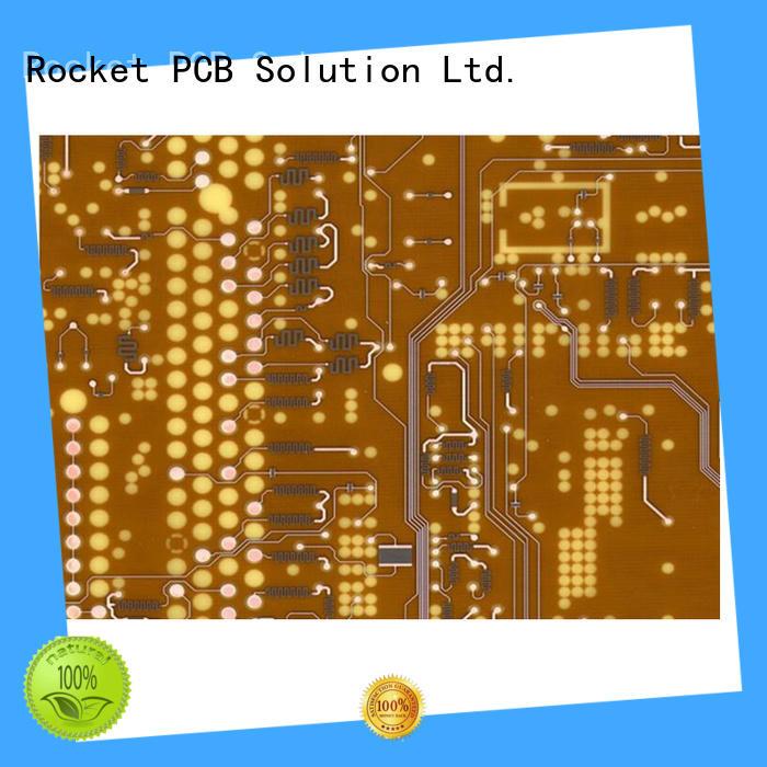 Rocket PCB high-tech quick turn pcb resistors at discount