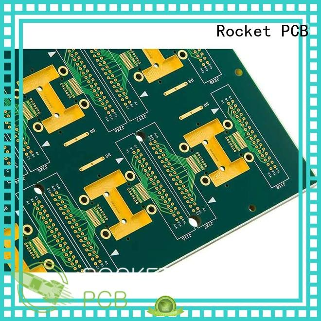 Rocket PCB cavities pcb board fabrication cavity for pcb buyer