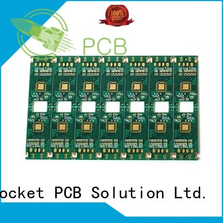 Rocket PCB high quality multilayer pcb manufacturing top-selling smart home