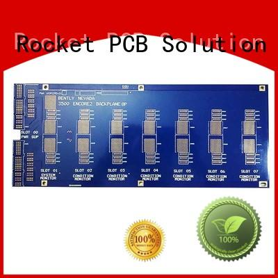 Rocket PCB advanced printed circuit board manufacturing control at discount