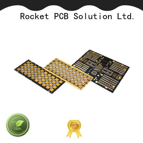 control aluminum pcb board led digital Rocket PCB