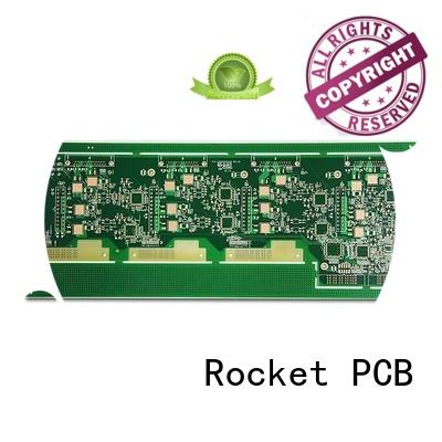 Rocket PCB multicavity high frequency PCB smart control for sale