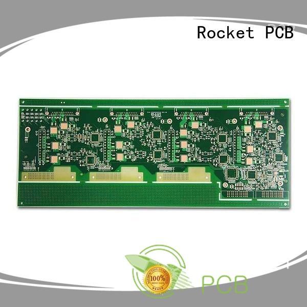 Rocket PCB open pcb board thickness board for sale