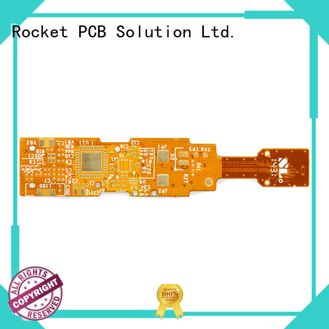 polyimide flexible printed circuit boards flex for electronics Rocket PCB