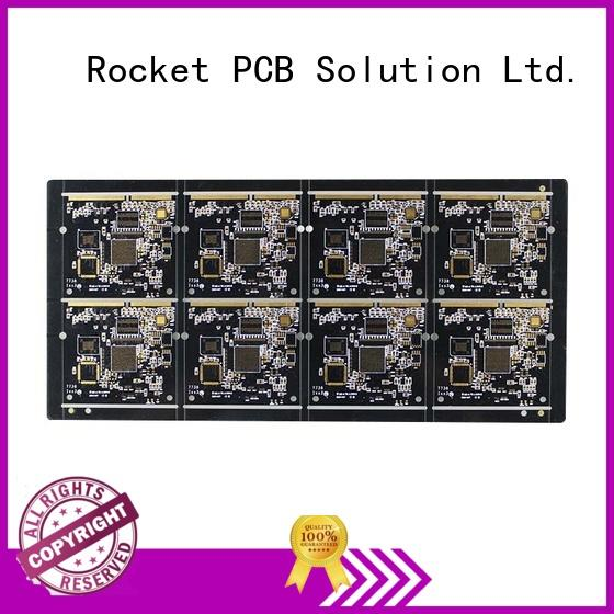 Rocket PCB plated motherboard pcb connector for wholesale